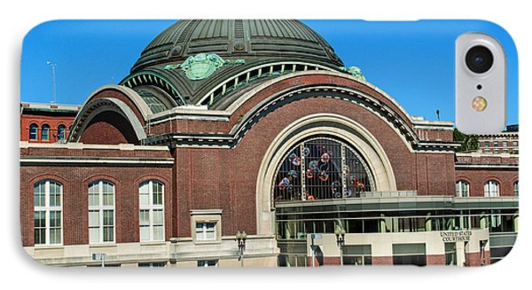 Tacoma Court House At Union Station IPhone Case