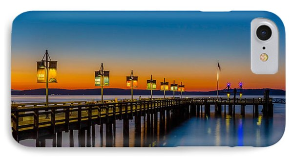 Tacoma Washington IPhone Case by Bob Noble Photography