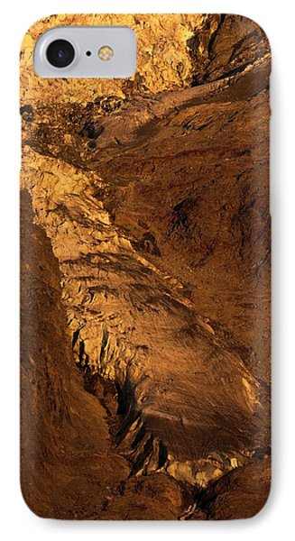 Taconnaz Glacier IPhone Case by Duncan Shaw