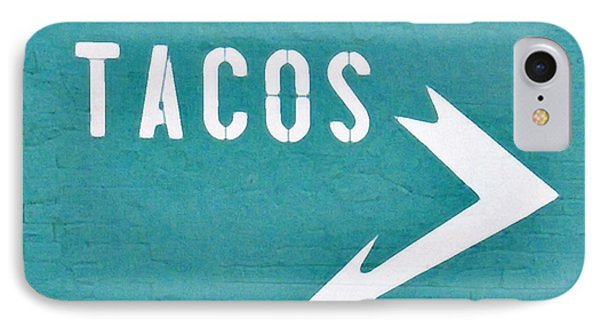 Tacos IPhone Case by Art Block Collections