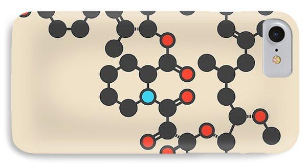 Tacrolimus Immunosuppressant Molecule IPhone Case