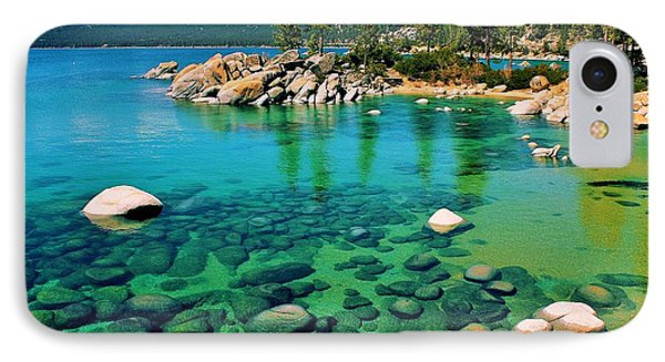 Tahoe Bliss IPhone Case by Benjamin Yeager