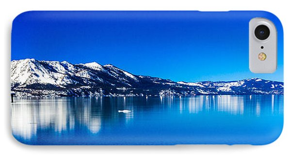 IPhone Case featuring the photograph Tahoe Reflection by Mike Lee