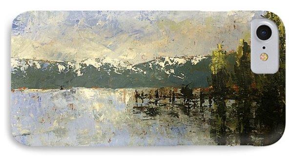 Tahoe Sunrise IPhone Case