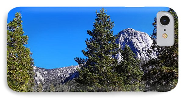 Tahquitz Rock - Lily Rock IPhone Case by Glenn McCarthy