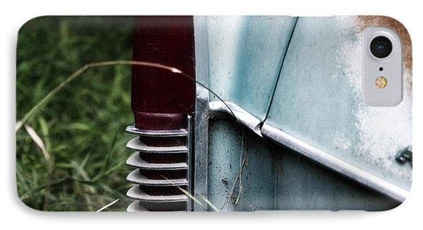 IPhone Case featuring the photograph Tail Light by Rebecca Davis