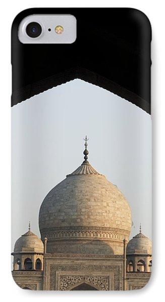 Taj And Arch IPhone Case by Rajiv Chopra
