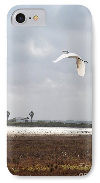 IPhone Case featuring the photograph Take Off by Erika Weber