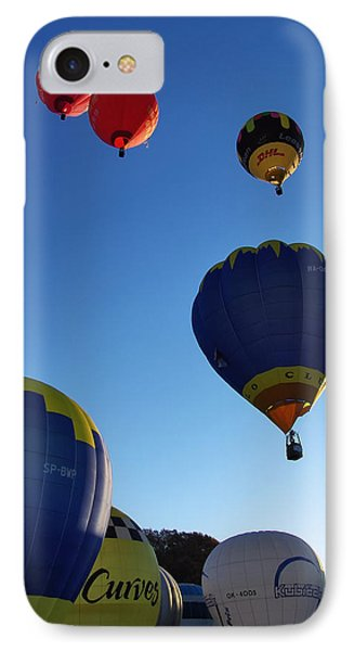 IPhone Case featuring the photograph Take Off by John Swartz