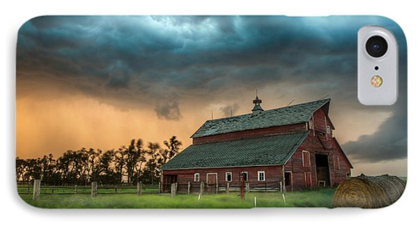 Take Shelter IPhone Case by Aaron J Groen