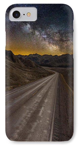 Take The Long Way Home IPhone Case by Aaron J Groen