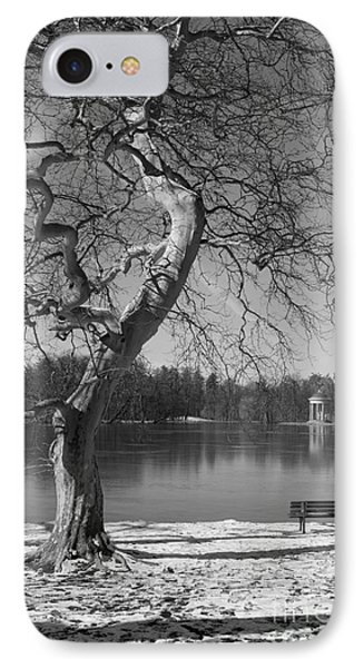 IPhone Case featuring the photograph Take Your Time  by Juergen Klust