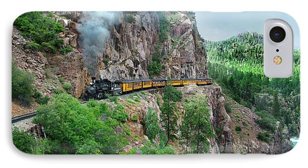 Taking The Highline Home IPhone Case by Ken Smith