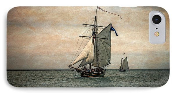 Tall Ships Festival, Digitally Altered IPhone Case