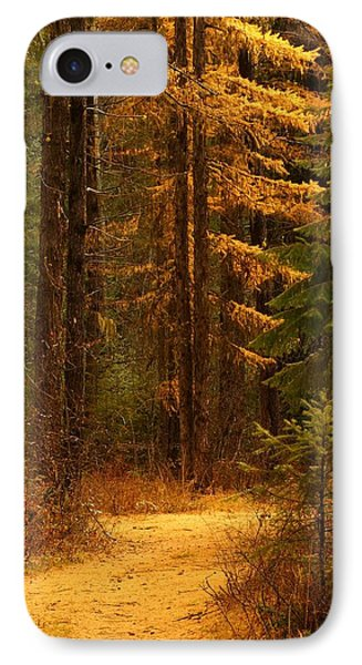 Tamarack Glow IPhone Case