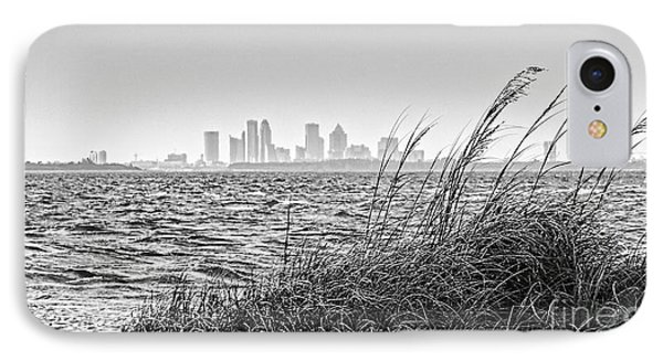 Tampa Across The Bay IPhone Case