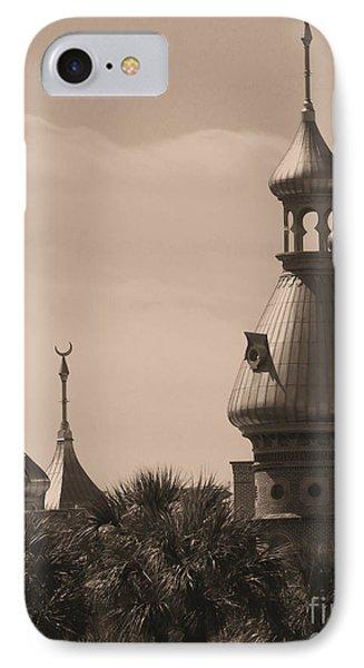 Tampa Minarets  Phone Case by Carol Groenen
