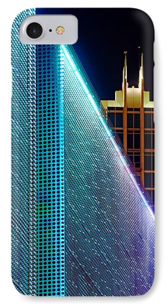 IPhone Case featuring the photograph Tampa Museum Of Art At Night by Daniel Woodrum