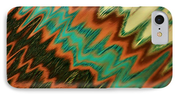 IPhone Case featuring the photograph Tampa Reflection Abstract II by Daniel Woodrum