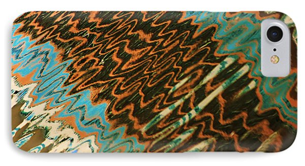 IPhone Case featuring the photograph Tampa Reflection Abstract Iv by Daniel Woodrum