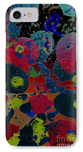 IPhone Case featuring the painting Tangent by Jacqueline McReynolds