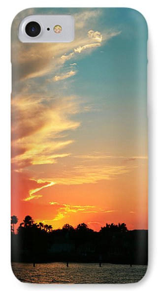 Tangerine Dream IPhone Case by Laura Fasulo