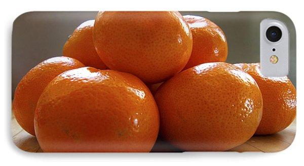 Tangerined Phone Case by Joe Schofield
