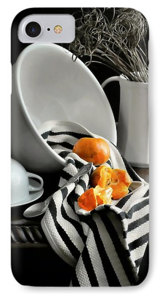 Tangerines Phone Case by Diana Angstadt