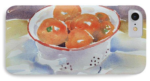 Tangerines Phone Case by Owen Hunt