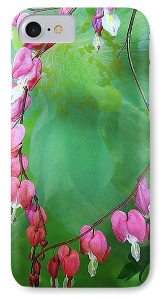 Tangled Love Phone Case by Shirley Sirois