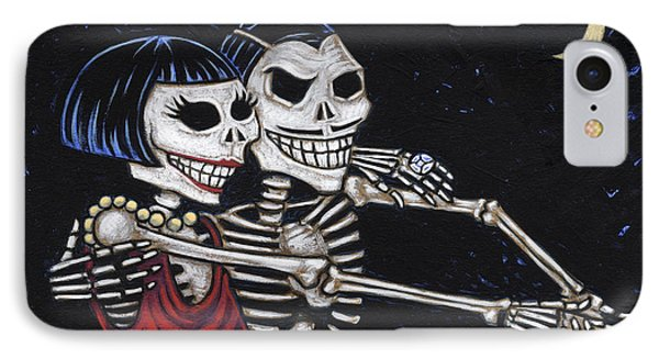 Tango 4 Ever IPhone Case by Holly Wood