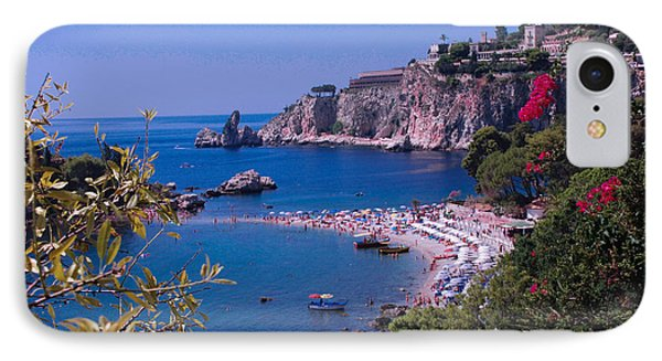 Taormina Beach IPhone Case