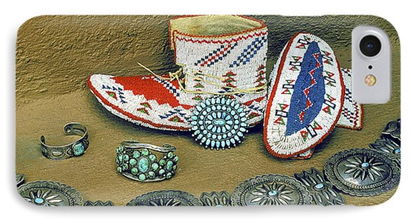 Taos Arts IPhone Case by Buddy Mays