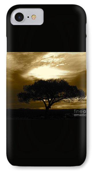 Taos Tree IPhone Case