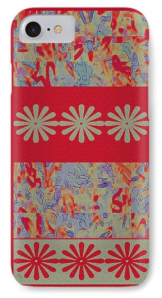 Tapestry IPhone Case by Ben and Raisa Gertsberg