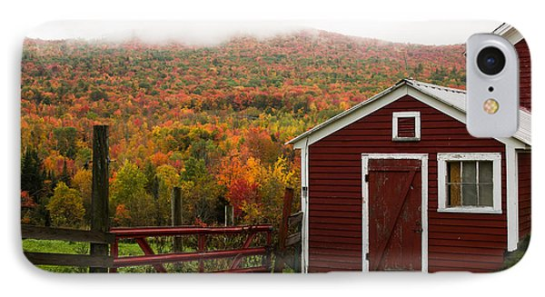 Tapestry Of Fall Colors Phone Case by Jeff Folger