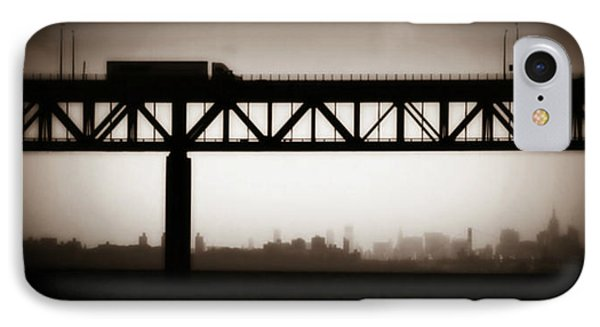 IPhone Case featuring the photograph Tappan Zee Bridge Vi by Aurelio Zucco