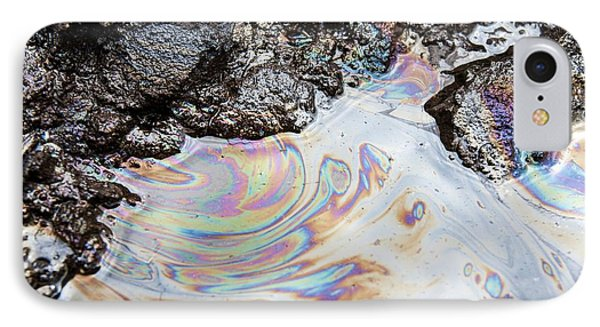Tar Sands IPhone Case by Ashley Cooper