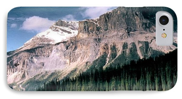 Tranquility...emerald Lake Canada IPhone Case by Peggy Stokes