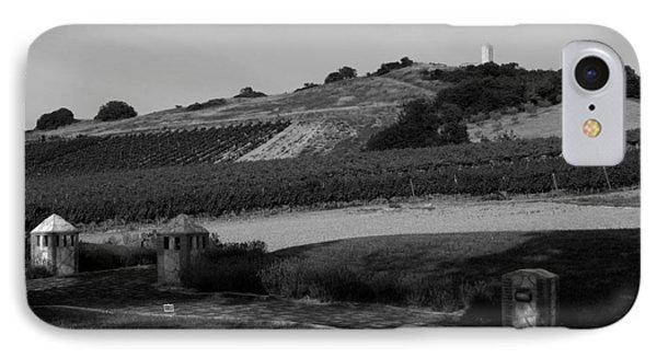 Tarquinia Countryside IPhone Case
