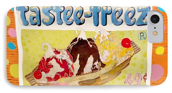 Tastee Freez IPhone Case
