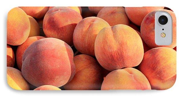 Tasty Peaches Phone Case by Carol Groenen