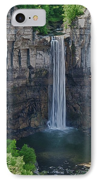 Taughannock Falls  0453 IPhone Case