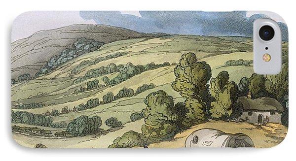 Taunton Vale, Somersetshire IPhone Case