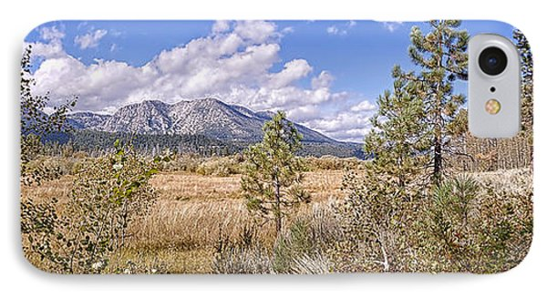 IPhone Case featuring the photograph Taylor Creek Panorama by Jim Thompson