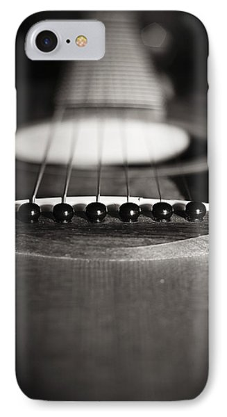 Taylor Guitar IPhone Case by Kelly Gibson