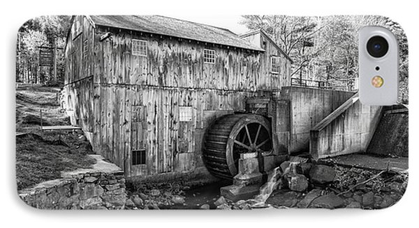 Taylor Sawmill - Derry New Hampshire Usa Phone Case by Erin Paul Donovan