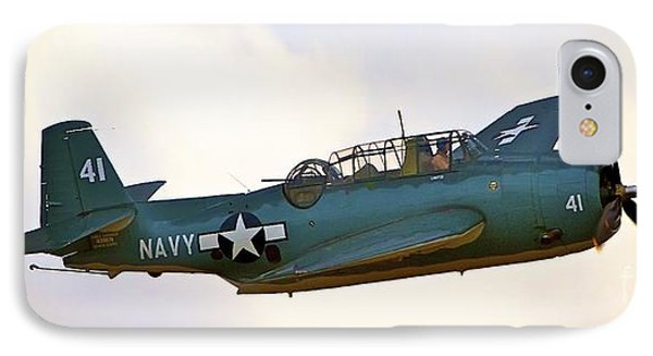 Tbf Avenger  Adventure IPhone Case