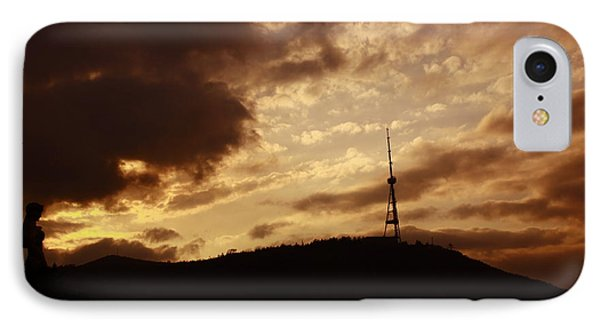 Tbilisi Mast IPhone Case by George Ch