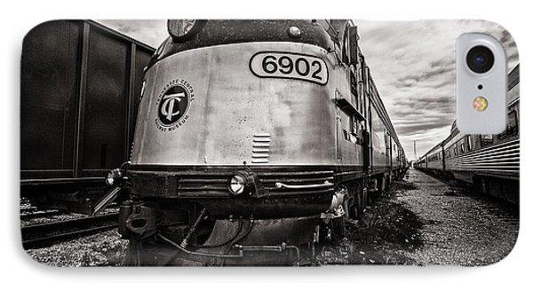 Tc 6902 Phone Case by CJ Schmit